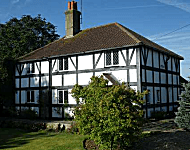 Large Detached tudor style house near Lancing